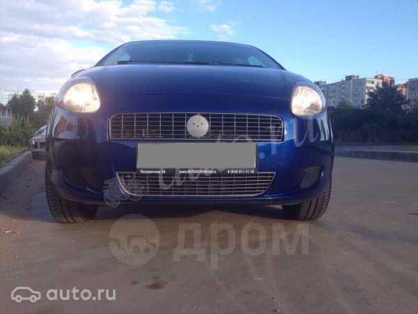 Fiat Punto, 2008 год, 200 000 руб.