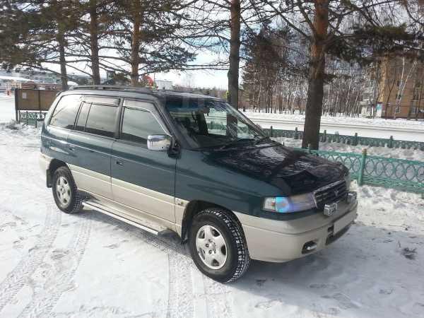 Mazda MPV, 1995 год, 290 000 руб.