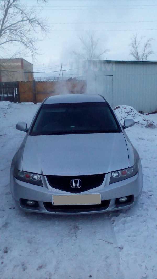 Honda Accord, 2003 год, 340 000 руб.