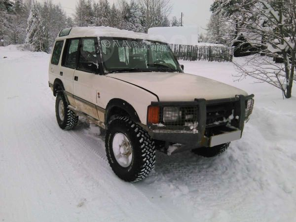 Land Rover Discovery, 1993 год, 200 000 руб.