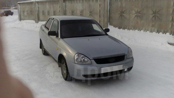 Лада Приора, 2007 год, 110 000 руб.