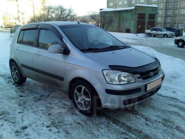Hyundai Getz, 2003 год, 230 000 руб.