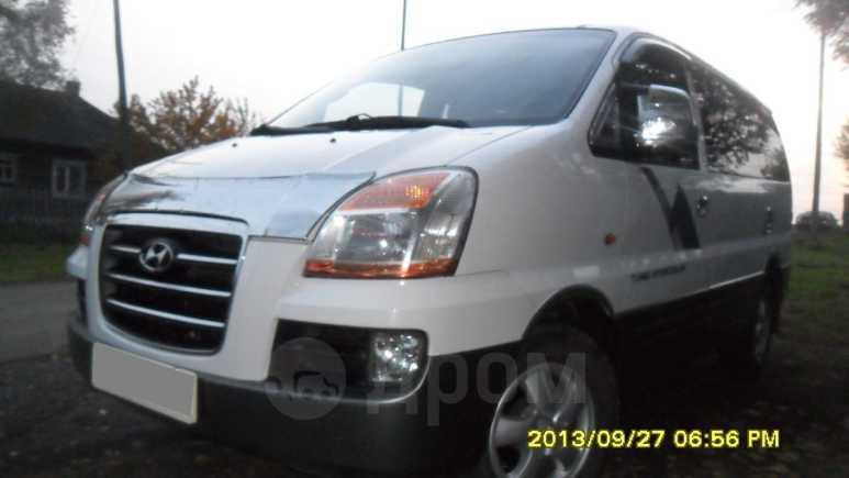 Hyundai Starex, 2007 год, 530 000 руб.