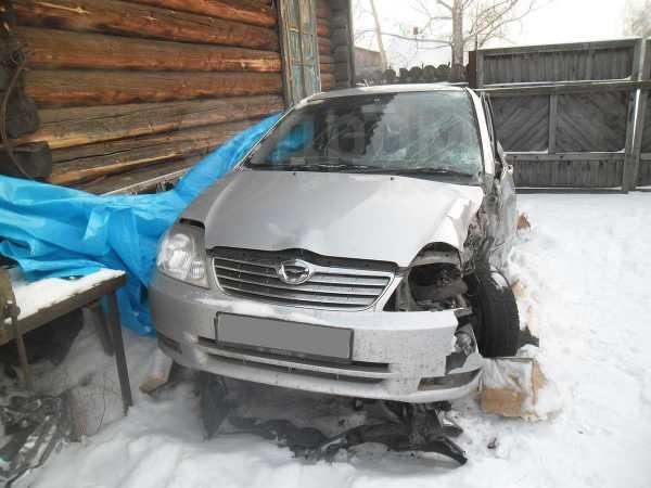 Toyota Corolla, 2003 год, 145 000 руб.