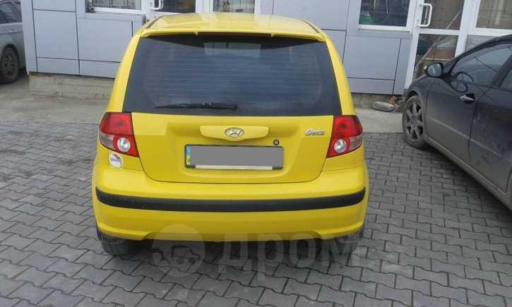 Hyundai Getz, 2005 год, 358 000 руб.