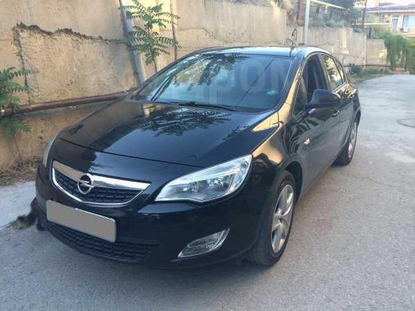 Opel Astra, 2010 год, 462 000 руб.