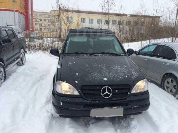 Mercedes-Benz M-Class, 2001 год, 480 000 руб.