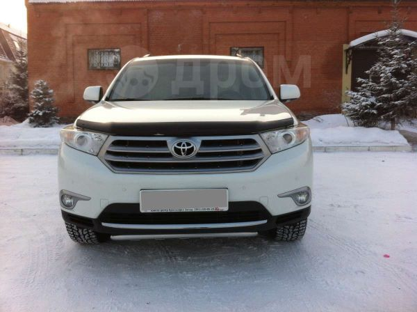 Toyota Highlander, 2013 год, 1 750 000 руб.
