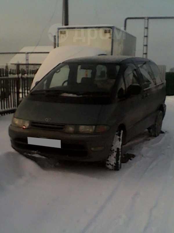 Toyota Estima Emina, 1993 год, 192 000 руб.