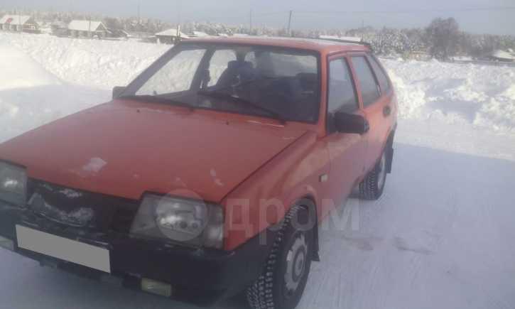 Лада 2109, 1995 год, 50 000 руб.