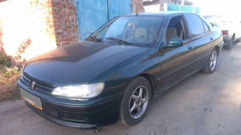 Peugeot 406, 1996 год, 130 000 руб.