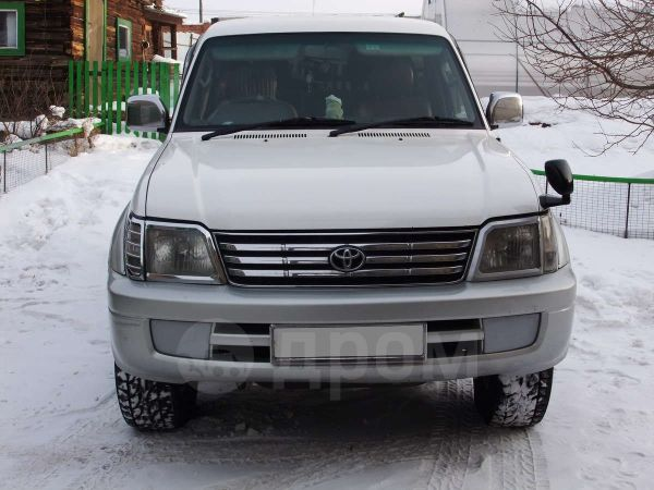 Toyota Land Cruiser Prado, 2000 год, 550 000 руб.