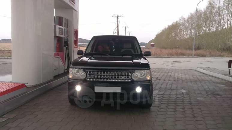 Land Rover Range Rover, 2005 год, 800 000 руб.