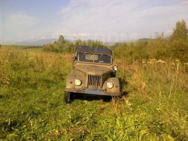 ГАЗ 69, 1954 год, 60 000 руб.