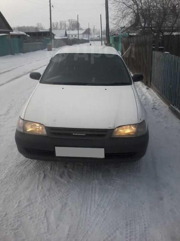 Toyota Caldina, 1992 год, 135 000 руб.