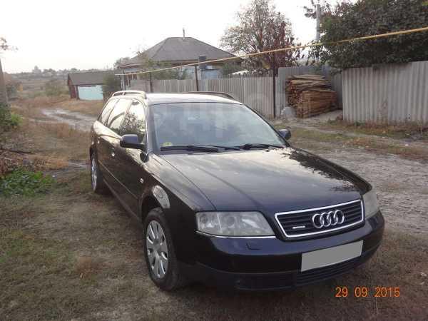 Audi A6, 2003 год, 250 000 руб.
