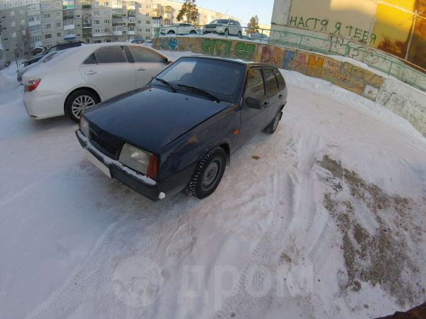 Лада 2109, 1997 год, 50 000 руб.