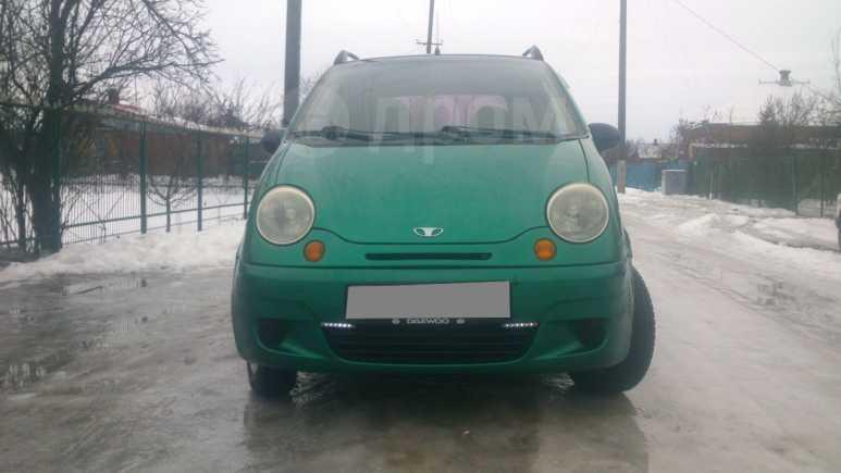 Daewoo Matiz, 2003 год, 85 000 руб.