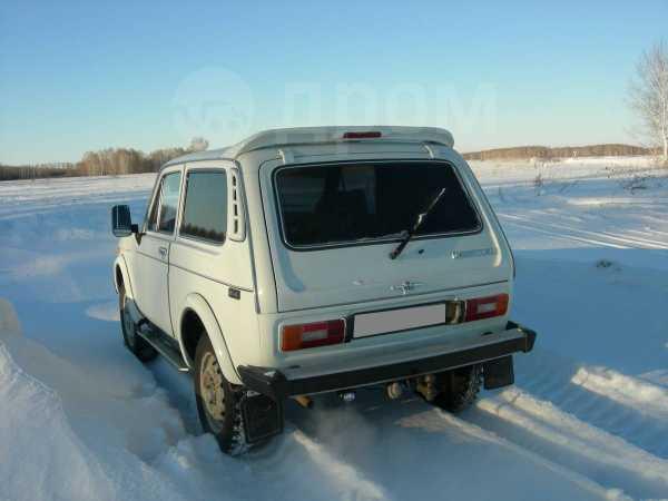Лада 4x4 2121 Нива, 1994 год, 120 000 руб.