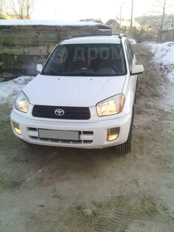 Toyota RAV4, 2003 год, 550 000 руб.