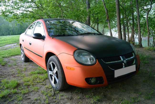 Dodge Neon, 2003 год, 200 000 руб.