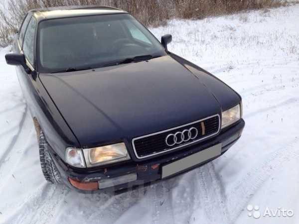 Audi 90, 1988 год, 60 000 руб.