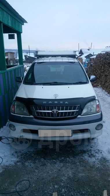 Toyota Nadia, 2000 год, 420 000 руб.