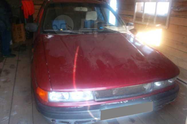 Mitsubishi Galant, 1988 год, 60 000 руб.