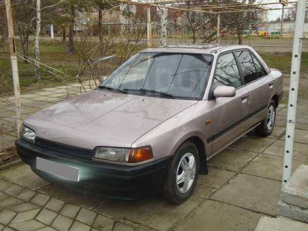 Mazda 323, 1991 год, 100 000 руб.