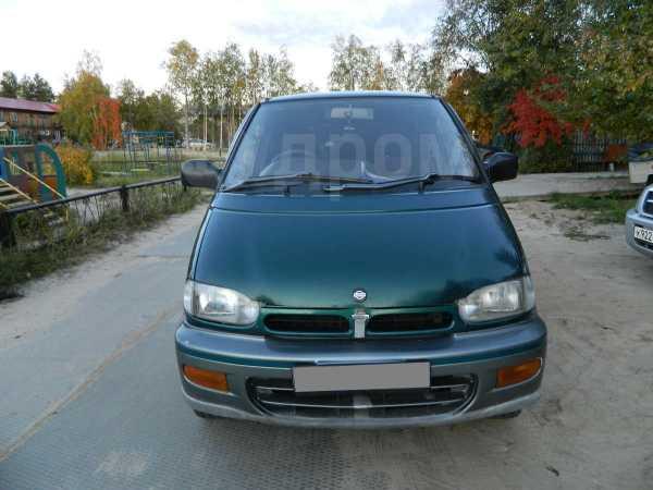 Nissan Serena, 1995 год, 165 000 руб.