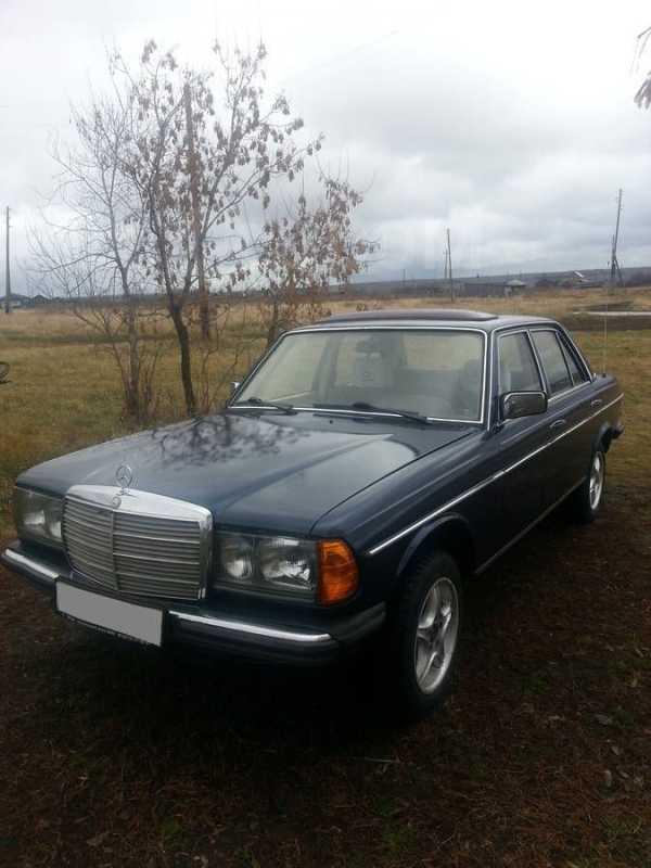 Mercedes-Benz E-Class, 1981 год, 120 000 руб.