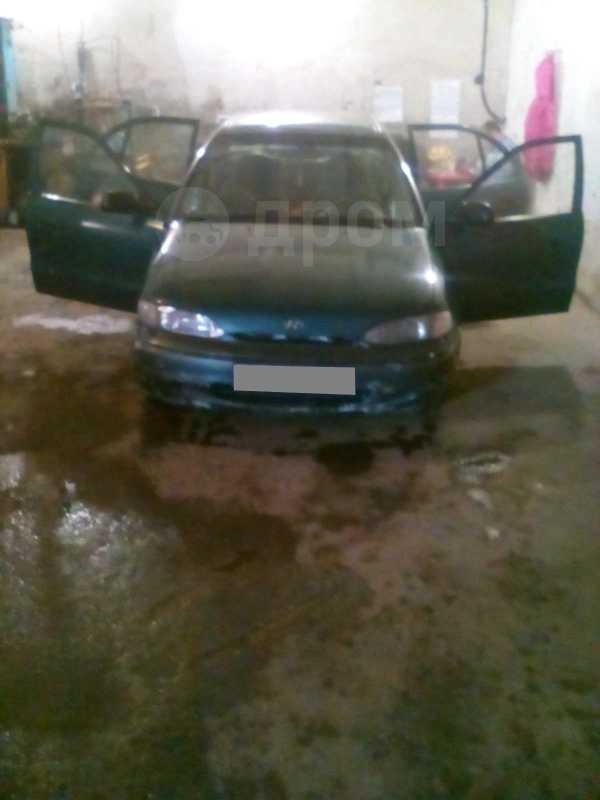 Hyundai Accent, 1996 год, 65 000 руб.