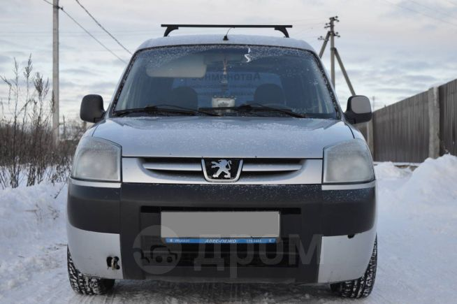 Peugeot Partner, 2004 год, 215 000 руб.