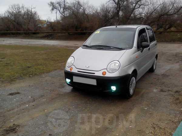 Daewoo Matiz, 2002 год, 117 000 руб.