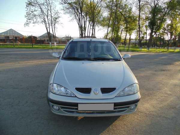 Renault Megane, 1999 год, 160 000 руб.