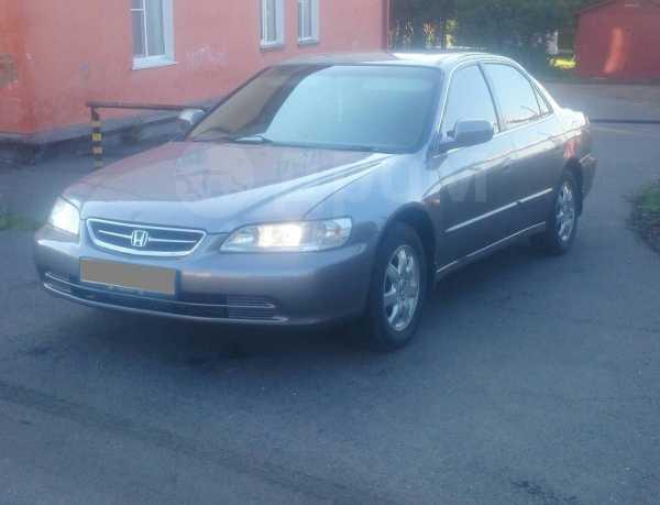 Honda Accord, 2001 год, 215 000 руб.