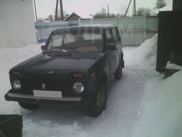 Лада 4x4 2121 Нива, 1983 год, 37 000 руб.