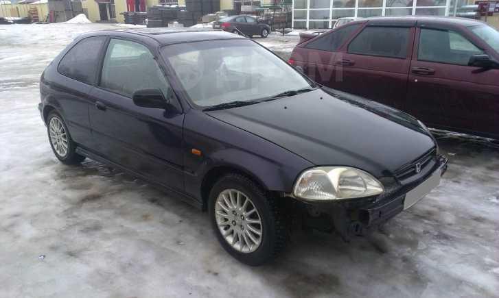 Honda Civic, 1995 год, 107 000 руб.