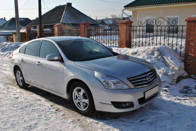Nissan Teana, 2008 год, 599 000 руб.