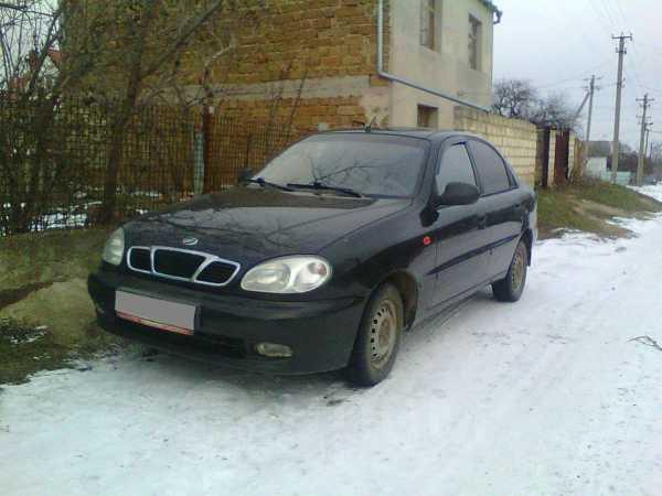 ЗАЗ Шанс, 2010 год, 158 000 руб.