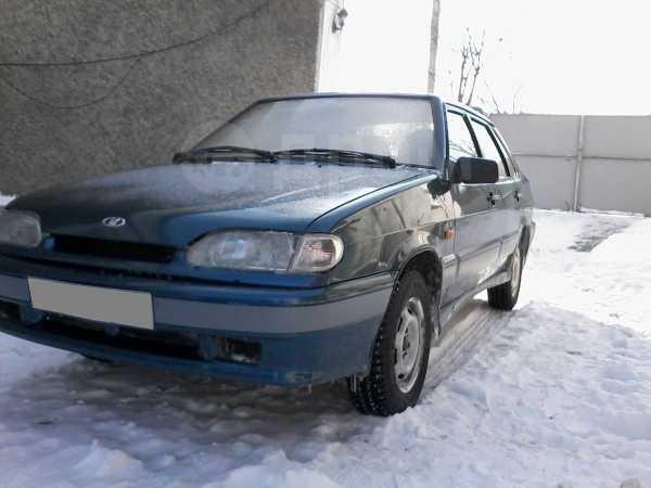 Лада 2115 Самара, 2005 год, 120 000 руб.