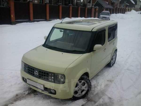 Nissan Cube, 2003 год, 280 000 руб.