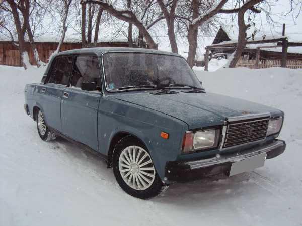 Лада 2107, 2003 год, 38 000 руб.