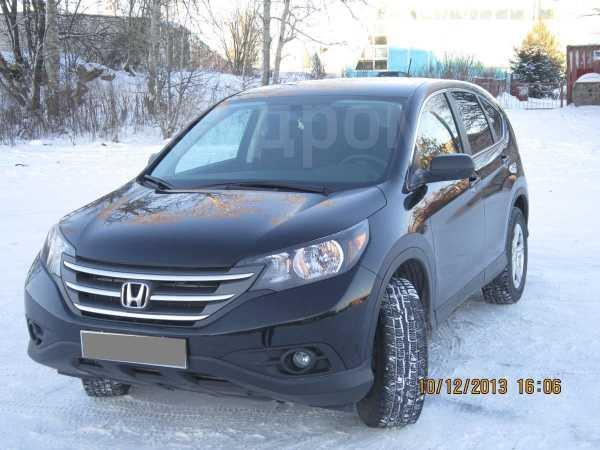Honda CR-V, 2012 год, 1 290 000 руб.