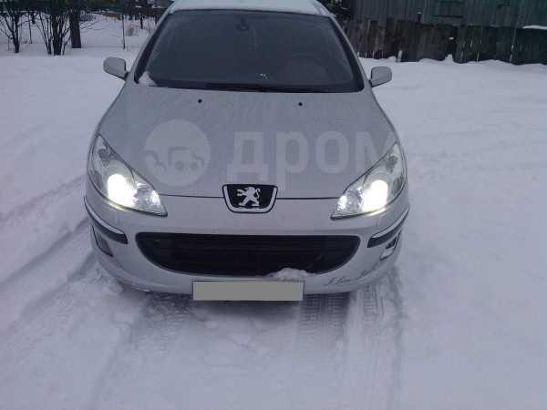 Peugeot 407, 2004 год, 263 000 руб.