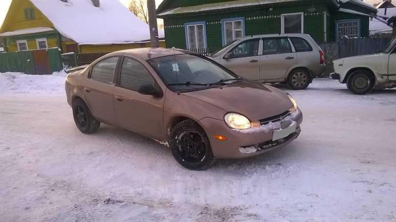 Dodge Neon, 2000 год, 180 000 руб.