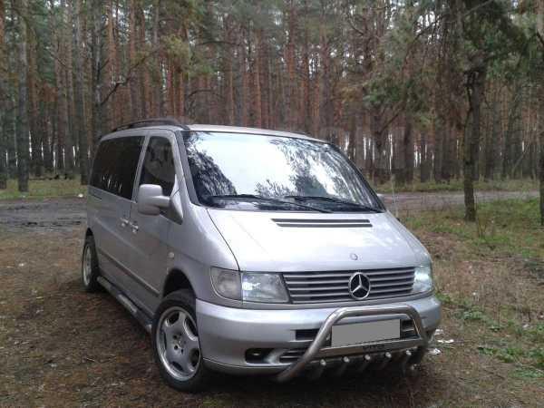 Mercedes-Benz Vito, 2001 год, 555 000 руб.