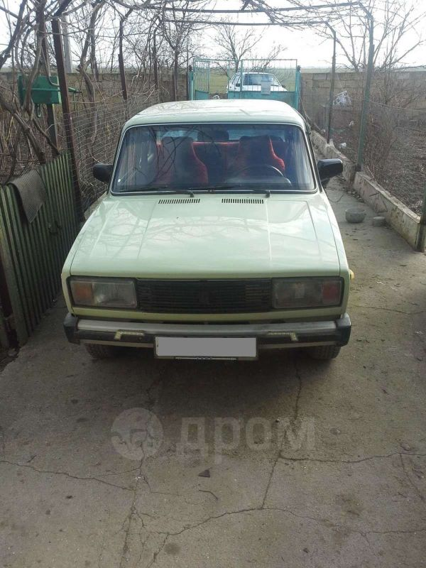 Лада 2105, 1984 год, 50 000 руб.