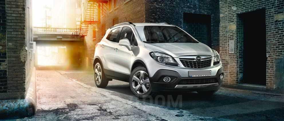Opel Mokka, 2013 год, 850 000 руб.