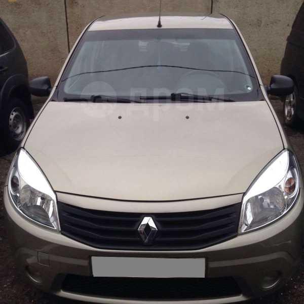 Renault Sandero, 2010 год, 280 000 руб.